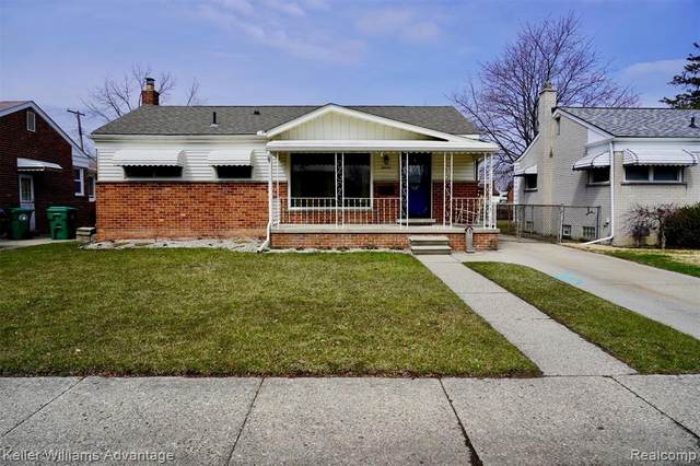 28470 Alvin Street, Garden City, MI 48135 (#2200023705) :: RE/MAX Nexus