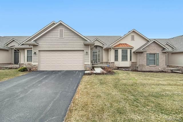 6274 Northridge Woods Drive, Brighton, MI 48116 (#2200023735) :: The Buckley Jolley Real Estate Team