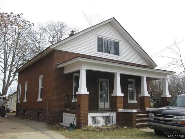81 Avery Street, Mt. Clemens, MI 48043 (#2200023741) :: Springview Realty