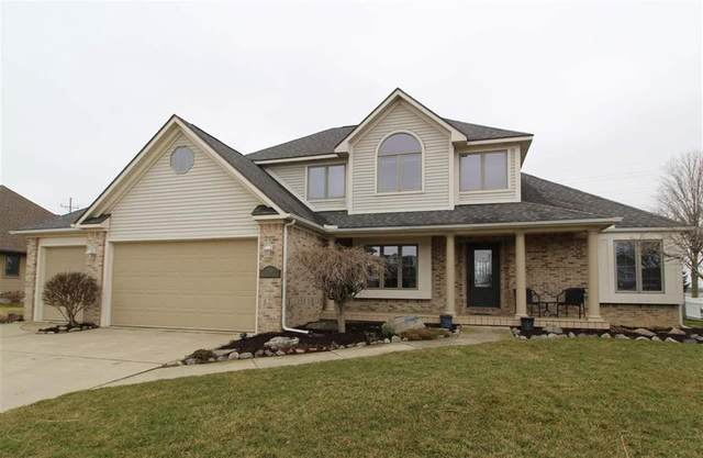 3385 Woodridge Drive, Flushing Twp, MI 48433 (#5050008983) :: The Merrie Johnson Team