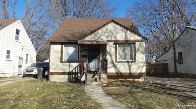 19940 Grandview Street, Detroit, MI 48219 (#2200023794) :: Springview Realty
