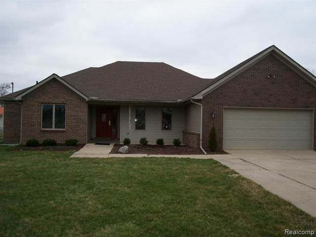 24146 Merriman Road, Huron Twp, MI 48164 (#2200023814) :: The Mulvihill Group