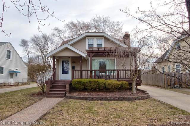 917 Etowah Avenue, Royal Oak, MI 48067 (#2200023843) :: RE/MAX Nexus