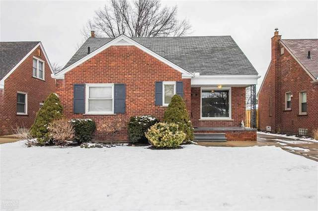1228 Brys, Grosse Pointe Woods, MI 48230 (MLS #58050009017) :: The Toth Team