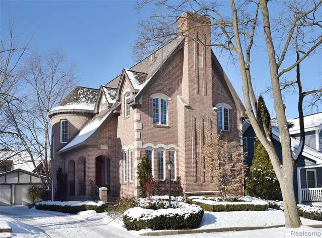 467 Park Street, Birmingham, MI 48009 (#2200023922) :: Alan Brown Group