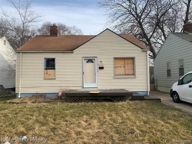 19639 Mccormick Street, Detroit, MI 48224 (#2200023944) :: Keller Williams West Bloomfield