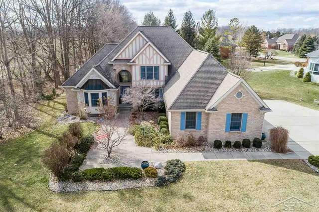 3155 Bending Brook Drive, Flushing Twp, MI 48433 (#61050009042) :: The Merrie Johnson Team