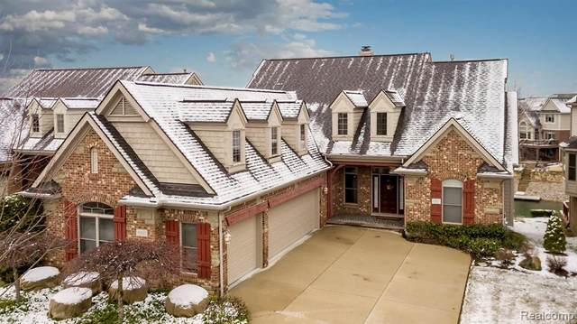 10817 Cliffview Drive, Green Oak Twp, MI 48178 (#2200023960) :: The Buckley Jolley Real Estate Team