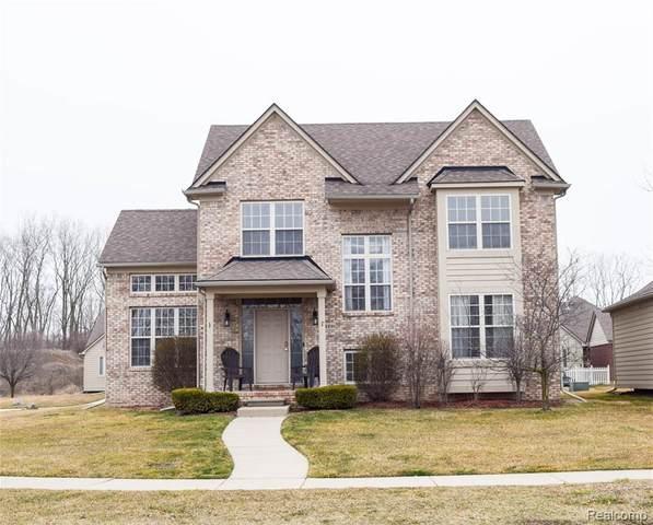 24198 Meadows Avenue, Flat Rock, MI 48134 (#2200023982) :: BestMichiganHouses.com