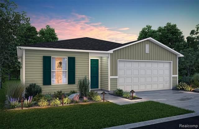 804 Ridgewood, Linden, MI 48451 (#2200024095) :: The Buckley Jolley Real Estate Team