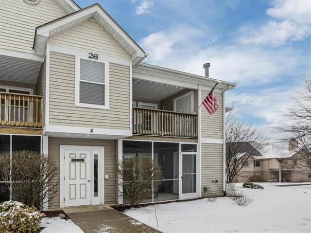 1583 Long Meadow Trail, Pittsfield, MI 48108 (#543272154) :: Springview Realty