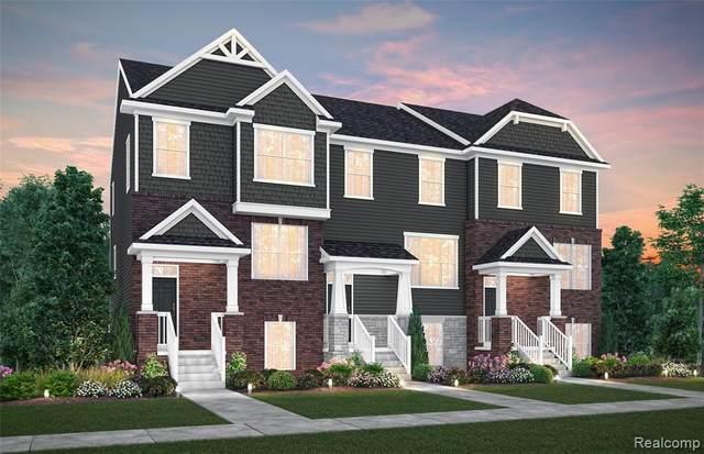 174 S Mill Street, Plymouth, MI 48170 (#2200024163) :: GK Real Estate Team