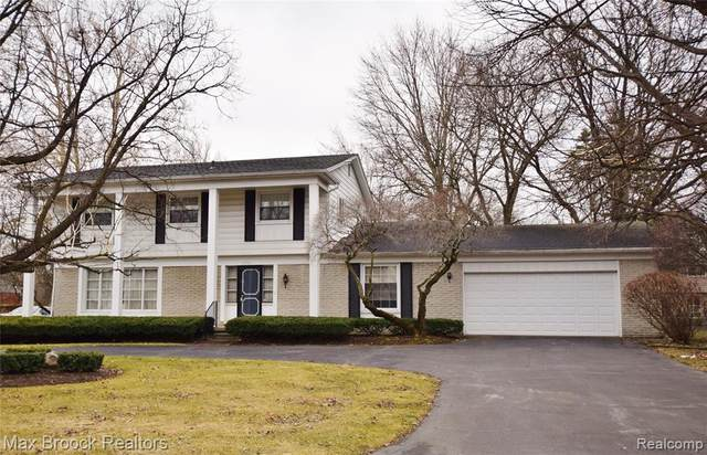 32759 Olde Franklin Drive, Farmington Hills, MI 48334 (#2200024169) :: RE/MAX Nexus
