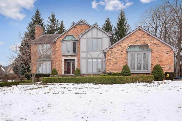 3035 Kenwood, Rochester Hills, MI 48309 (#58050009100) :: The Alex Nugent Team | Real Estate One