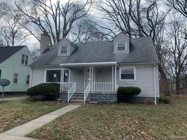 20175 Santa Barbara Drive, Detroit, MI 48221 (MLS #2200024241) :: The Toth Team