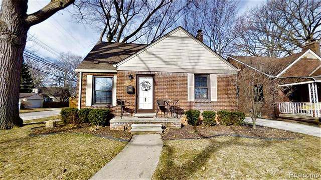 526 S Wilson Avenue, Royal Oak, MI 48067 (#2200024252) :: RE/MAX Nexus