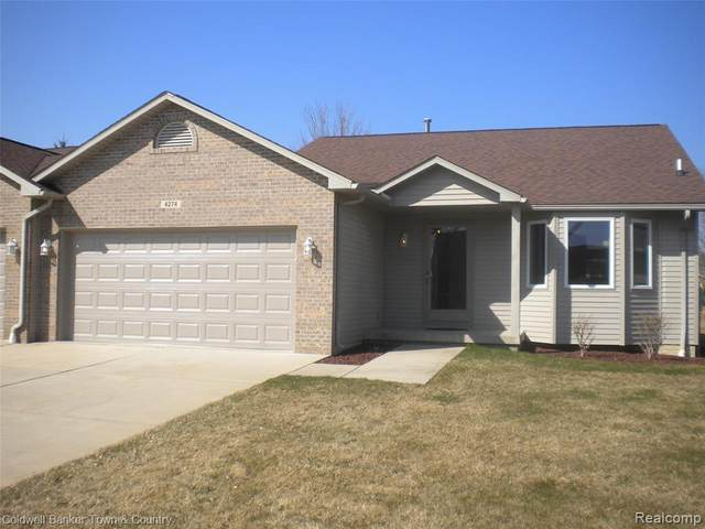 4274 Spingbrook Drive #181, Swartz Creek, MI 48473 (#2200024291) :: The Merrie Johnson Team