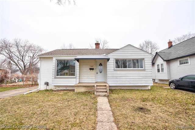 1457 Spencer Street, Ferndale, MI 48220 (#2200024313) :: RE/MAX Classic