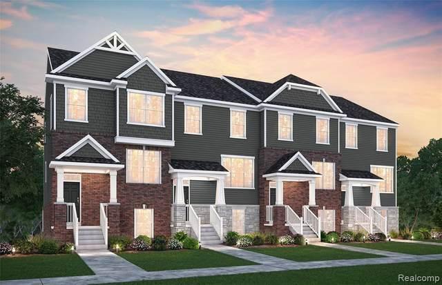 168 S Mill Street, Plymouth, MI 48170 (#2200024314) :: GK Real Estate Team