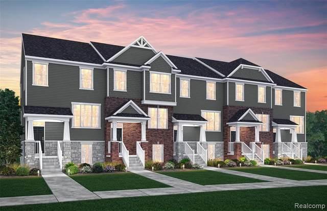 162 S Mill Street, Plymouth, MI 48170 (#2200024318) :: GK Real Estate Team