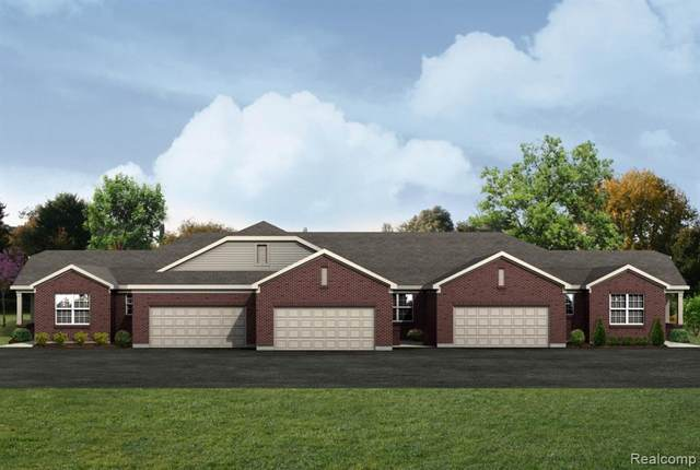 49919 Shannon Court #32, Macomb Twp, MI 48042 (#2200024332) :: Alan Brown Group