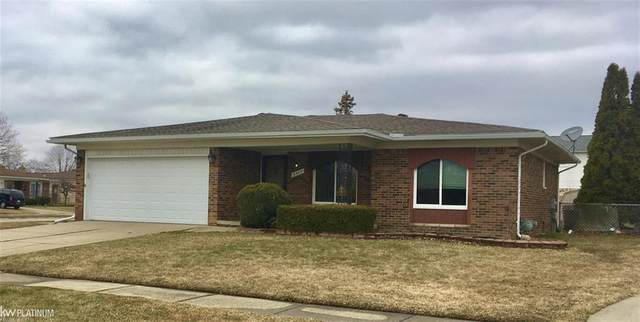 4417 Boulder Drive, Sterling Heights, MI 48310 (MLS #58050009169) :: The John Wentworth Group