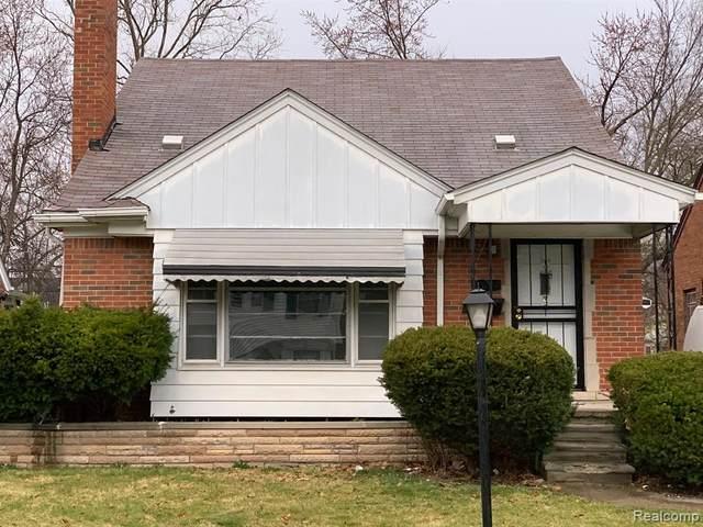 15739 Auburn Street, Detroit, MI 48223 (MLS #2200024440) :: The John Wentworth Group