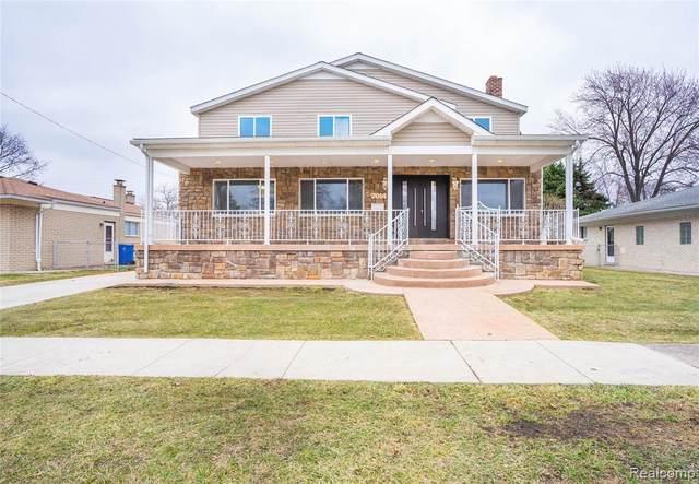 7014 Whitefield Street, Dearborn Heights, MI 48127 (#2200024478) :: GK Real Estate Team