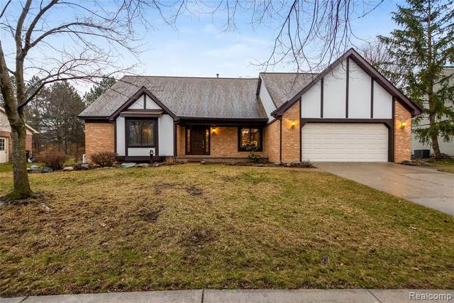 1255 Morehead Court, Ann Arbor, MI 48103 (#2200024531) :: Alan Brown Group