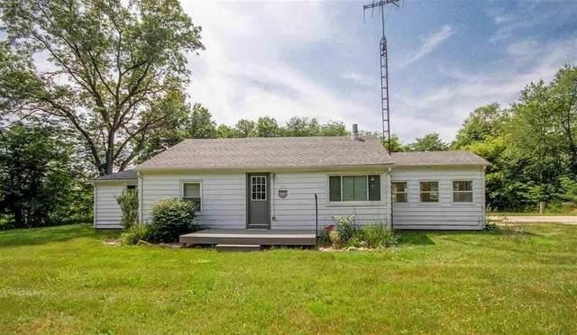 10600 Pulaski Road, Pulaski Twp, MI 49241 (#543272200) :: The Buckley Jolley Real Estate Team