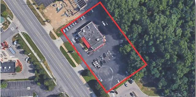 6440 Dixie Hwy, Clarkston, MI 48346 (#58050009207) :: Keller Williams West Bloomfield
