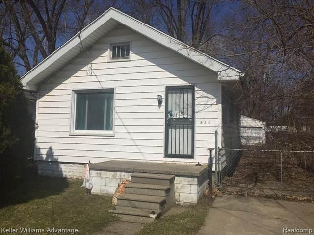638 W Eldridge Avenue, Flint, MI 48505 (#2200024705) :: Springview Realty