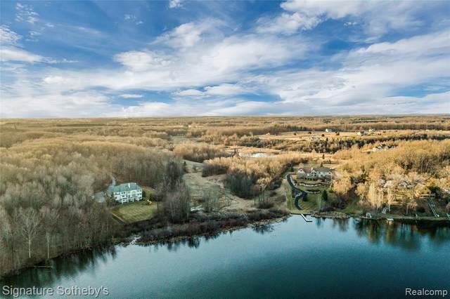 00 Longview Drive, Elba Twp, MI 48446 (#2200024714) :: Springview Realty