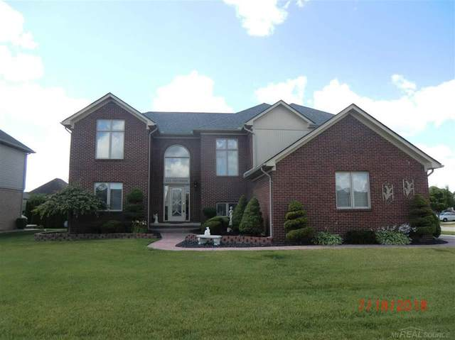 20012 Chesterbrook, Macomb Twp, MI 48044 (#58050009224) :: The Alex Nugent Team | Real Estate One