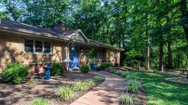 1720 Glenwood Road, Ann Arbor, MI 48104 (#543272161) :: Alan Brown Group