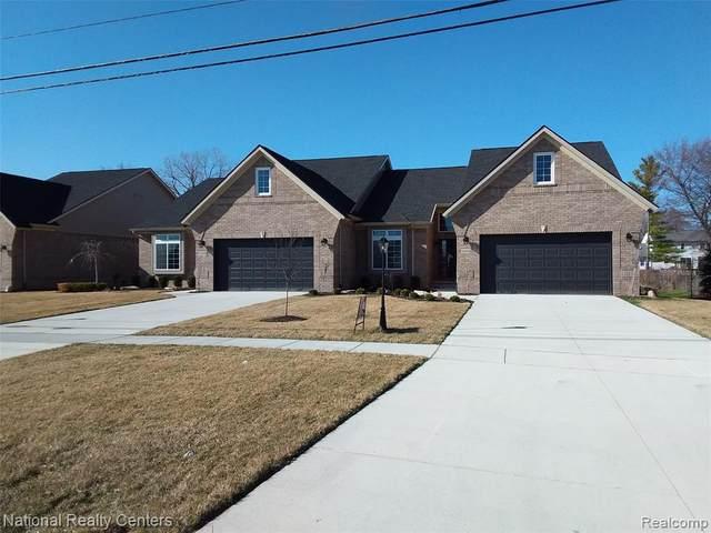 28166 Lyndon Street #5, Livonia, MI 48154 (#2200024765) :: GK Real Estate Team