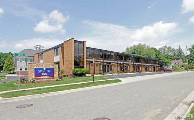 1100 N Main Street, Rochester, MI 48307 (#2200024776) :: The Alex Nugent Team | Real Estate One