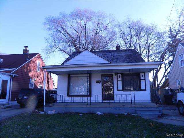 8872 Minock Street, Detroit, MI 48228 (#2200024827) :: The Buckley Jolley Real Estate Team