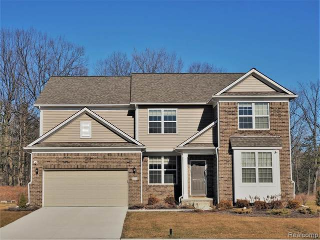 5662 Whispering Springs Drive, Ann Arbor, MI 48108 (#2200024853) :: Alan Brown Group