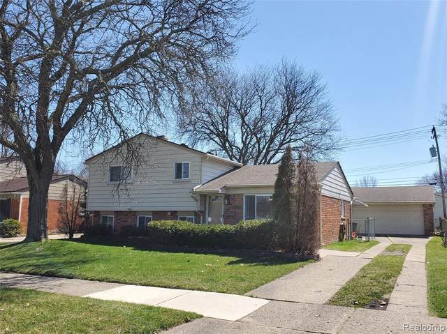 28707 Lyndon Street, Livonia, MI 48154 (#2200024855) :: BestMichiganHouses.com