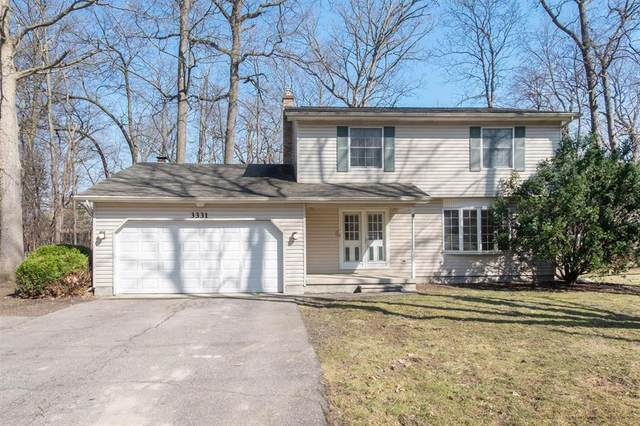 3331 Oak Drive, Pittsfield Twp, MI 48197 (#543272235) :: Team DeYonker