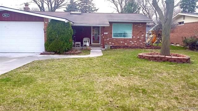 9413 Patton Street, Livonia, MI 48150 (#2200024887) :: Springview Realty