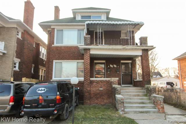 2223 W Euclid Street, Detroit, MI 48206 (#2200024900) :: Springview Realty