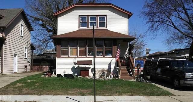 313 E Jarvis, Hazel Park, MI 48030 (#58050009264) :: Springview Realty