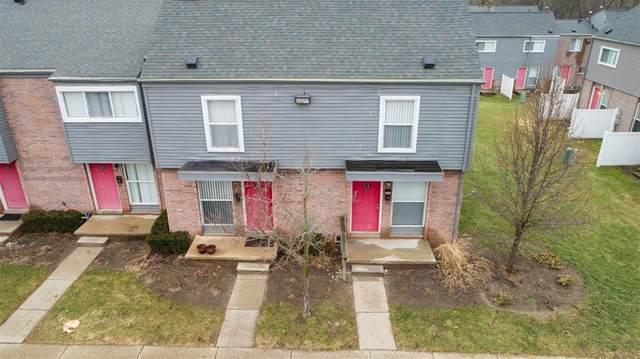 626 Villa Dr, Ypsilanti, MI 48197 (#543272244) :: Springview Realty