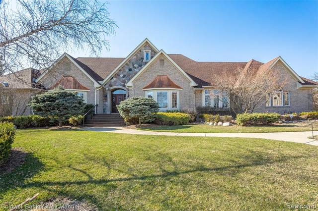 11711 Paciocco Court, Plymouth Twp, MI 48170 (#2200024931) :: Duneske Real Estate Advisors