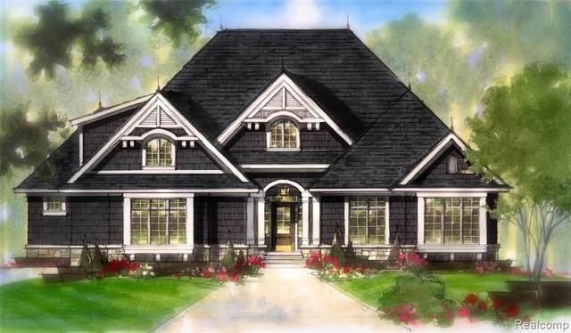 7501 Maple Ridge Drive, Independence Twp, MI 48346 (#2200024937) :: Alan Brown Group