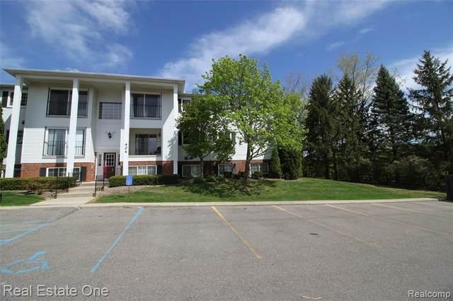 424 Baldwin Avenue #99, Rochester, MI 48307 (#2200024946) :: The Alex Nugent Team | Real Estate One