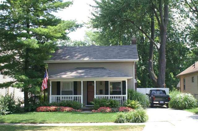 412 Taylor Ave, Rochester, MI 48307 (#58050009279) :: The Alex Nugent Team | Real Estate One