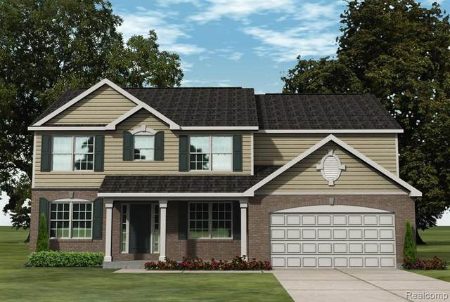 51309 Maple Leaf Drive, Macomb Twp, MI 48042 (#2200025024) :: The Alex Nugent Team | Real Estate One
